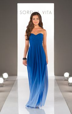 Ombre Bridesmaid Dress from Sorella Vita Style 8405 - Bridal Gallery SF