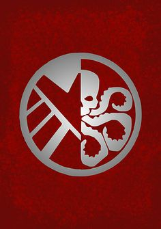 Shield/Hydra by NatalieMirosch