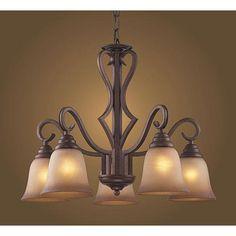 ELK Lighting Lawrenceville Chandelier ELK9328-5