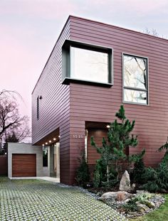 Payne House by Paul Archer design | thelayer.me