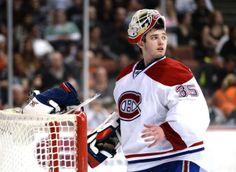 Dustin Tokarski Hockey Goalie, Hockey Teams, Ice Hockey, Montreal Canadiens, Nhl, Baseball Cards, Sports, Images, Canada