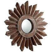 Found it at Wayfair - Excalibur Mirror