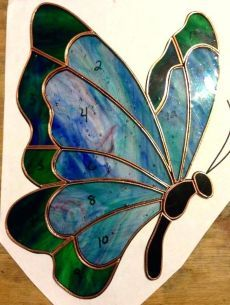 Stained Glass Butterflies Stained Glass Butterflies Patterns Stained Glass Butterflies Made To Order Butterfly Stained Glass Sun Catcher On Stained Glass Butterflies Simple Stained Glass Butterfly Pat Stained Glass Ornaments, Stained Glass Suncatchers, Stained Glass Flowers, Stained Glass Crafts, Faux Stained Glass, Stained Glass Lamps, Stained Glass Designs, Stained Glass Panels, Stained Glass Patterns