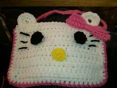 Small Hello Kitty Purse.