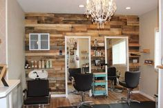 follow along ∘ AmericanBelleKel . salon decor More
