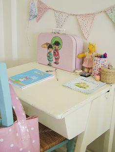 Cute desking