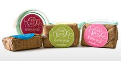 Hope Soap Company: A Little Bar of hope #design #packaging