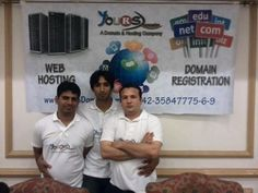 Web Hosting And Domain Registrations