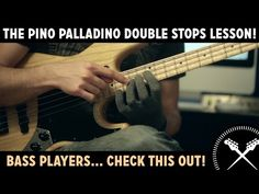 The Pino Palladino Double Stop - Bass Lesson with Scott Devine - YouTube