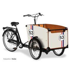 Babboe Personalized Herbie Bike - £109.00