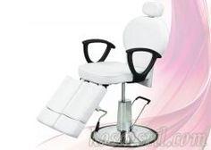 Козметичен Стол модел 2102 - Модерен и функционален дизайн. Подходящ за козметични салони, СПА и медеицински центрове и др.