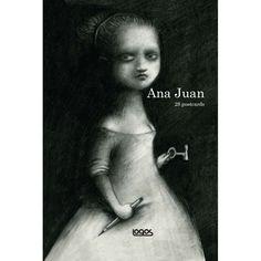 ANA JUAN - 27 CARTOLINE - Logos | Libri.it