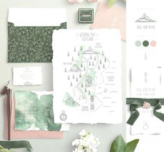 I'm glad to introduce you to a Wedding Map Creator. Inspired by a tender and graceful wedding mood. If you want to create a beautiful card for your wedding or your romantic love story, then this collection is for you! Watercolor Map, Watercolor Wedding Invitations, Illustrated Wedding Invitations, Beach Wedding Invitations, Wedding Stationery, Postcard Wedding Invitation, Wedding Paper, Wedding Cards, Wedding Album