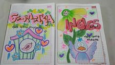 Decorate Notebook, Digital Stamps, Projects To Try, Doodles, Kawaii, My Love, Books, Poster, Photos