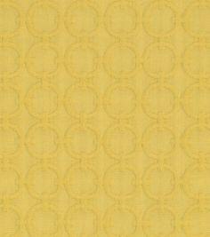 Waverly Upholstery Fabric-Full Circle Sunburst