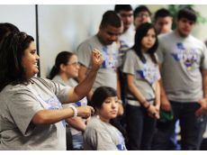 South Texas College program that assists deaf students