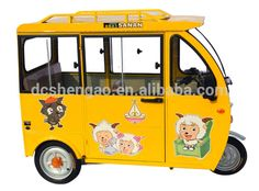 Look what I found Via Alibaba.com App: - solar electric tricycle for passenger price in india