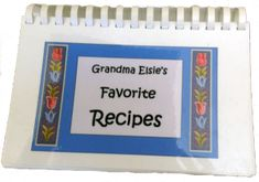 Create a Family Cookbook Project Family Recipe Book, Create A Family, Recipe Cards, Booklet, Family Meals, Food Print, Card Stock, Presentation, Favorite Recipes