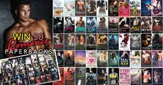 Giveaway Alert! Win FIFTY #Romance #Paperback #Books !!! #amreading