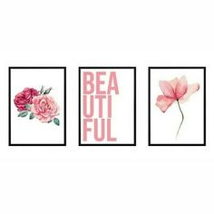 Flower Print, P... Leaf Prints, Flower Prints, Mothers Day Gif, What Inspires You, Watercolor Print, Red Roses, Poppies, Digital Prints, Poster Prints