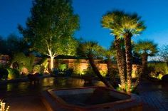 http://northdallas.outdoorlights.com - When you contact Outdoor Lighting Perspectives of North Dallas for your landscape lighting needs, the architecture, textures and colors of your home will all be considered as your lighting design is created.