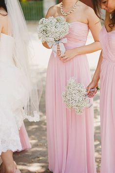 Romantic & Pink Wedding Inspiration - Click image to find more weddings posts