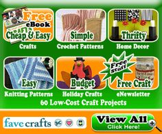 Cheap and Easy Crafts ~ FREE eBook!