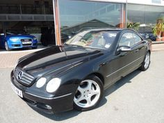 2005 ' 05 Merc CL 500 2dr Coupe Auto SAT NAV B/Tooth - Used Cars | MotorMouth UK