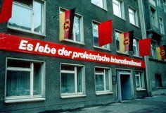 gottverdammte mäßig, Kameraden East Berlin