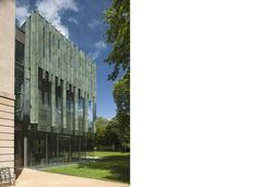 Holburne Museum of Art, Bath : Playing : Projects : Eric Parry Architects