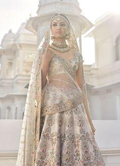 The Udaipur Collection by Sabyasachi Mukherjee | The Udaipur Lehenga | Spring Couture 2017 #indianfashion