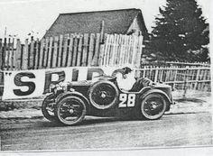 LE MANS 1930 - MG Midget - M #28