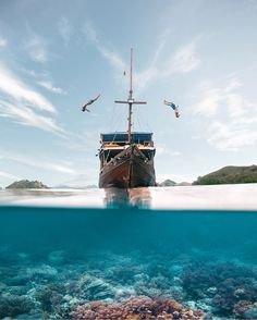 Take A Catamaran Sailing Charter – Room Enough To Move Around Cruise Travel, Cruise Vacation, Location Airbnb, Komodo Island, Impressive Image, Voyager Loin, Road Trip, Bungee Jumping, Story Instagram