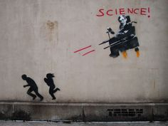 blazepress: Stephen Hawking street art.