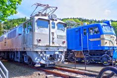 電気機関車(碓氷峠鉄道文化むら)
