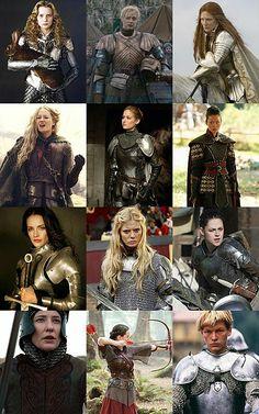 Прекрасные дамы