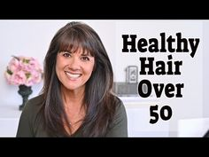 (23) Healthy Hair in Your 50s | 3 Easy Tips | How I Cut and Style my Hair | Over 50 Beauty - YouTube Cut My Hair, Hair Cuts, Cut And Style, Style Me, Diy Haircut, Hairstyles Over 50, Strong Hair, Deck Of Cards, Healthy Hair