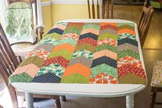 Sing All You Want: The Arrow Tail Quilt Tutorial - Cutting Instructions