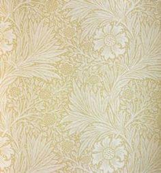 Morris & Co   Marigold Wallpaper - Manilla 210372