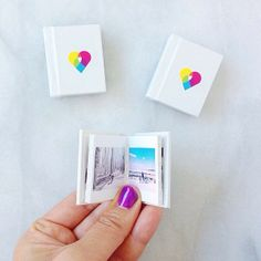 Great Easter gift idea by @armelle_blog! She printed her Instagram photos as tiny books and is using them to put in her kid's easter eggs & basket!   http://printstagr.am/tinybook Check out the original post here and be sure to take a look at her blog for more fun ideas!  http://instagram.com/p/myPLI5h1N0/