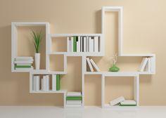 Libros para crear rincones únicos y especiales con una idea sencilla y muy práctica. / Books to create unique and special places with a simple and very practical idea.