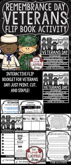 Veterans Day Flip Bo