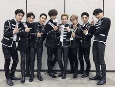 """Every road that EXO takes is filled with the Milky Way made by the EXO-L.  Thanks to EXO-L who makes EXO shine everytime, today EXO shined high like a bright star.  Thank you always~"" #EXO Official Website Update - Staff Diary, 170114 ♥ I trans © sment_exo"