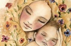 Risultati immagini per claudia tremblay hands Mother Art, Mother And Child, Images Disney, Claudia Tremblay, Art Amour, Birth Art, Feather Drawing, Oeuvre D'art, Wall Art Decor