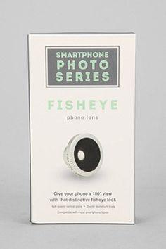 Photo Series Fischaugen-Objektiv für Mobiltelefone