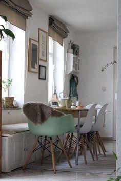 Uberlegen Winterküche | SoLebIch.de Foto: Blue Man Cole #solebich #esszimmer #ideen