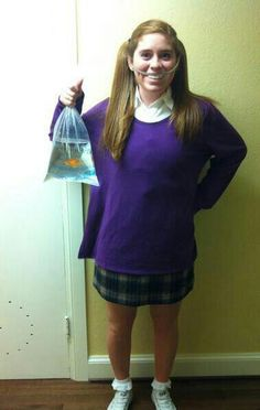 Epic halloween costume.