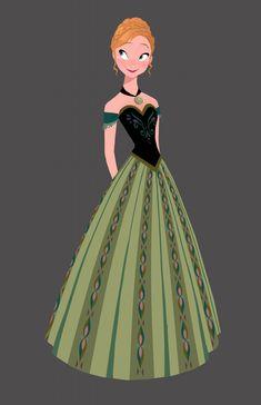 Anna Frozen - by Brittney Lee Anna Frozen, Disney Frozen, Frozen 2013, Frozen Art, Anna Concept Art, Disney Concept Art, Disney Magic, Disney Art, Disney Stuff