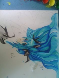 Half way dun ^^ taken bout five hours but whatever XD