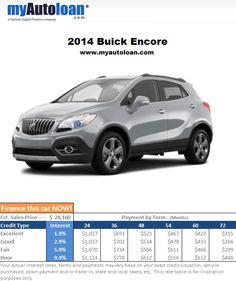 Not as good looking as the Enclave.. Which do you like better? Finance it now at www.myautoloan.com